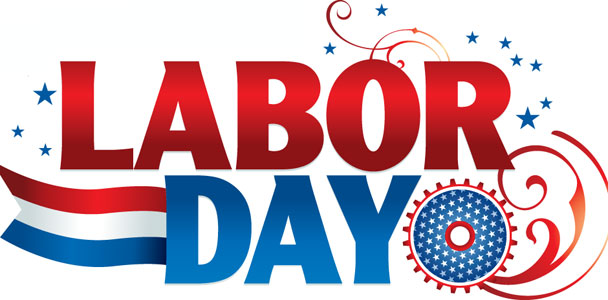 Closed Monday, 7 September 2020 for Labor Day